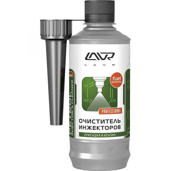 Очиститель инжектора на 40-60 л (310 мл) (LAVR) /Кат.№ LN2109/