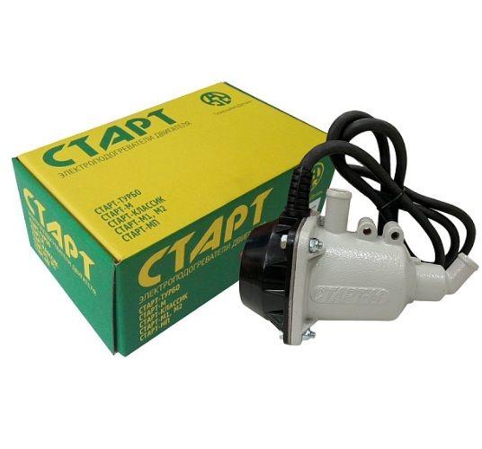 Электроподогреватель ГАЗель бизнес, ГАЗель NEXT дв. Cummins ISF 2.8L ЕВРО-4 (1,5 кВт) /Старт-М/