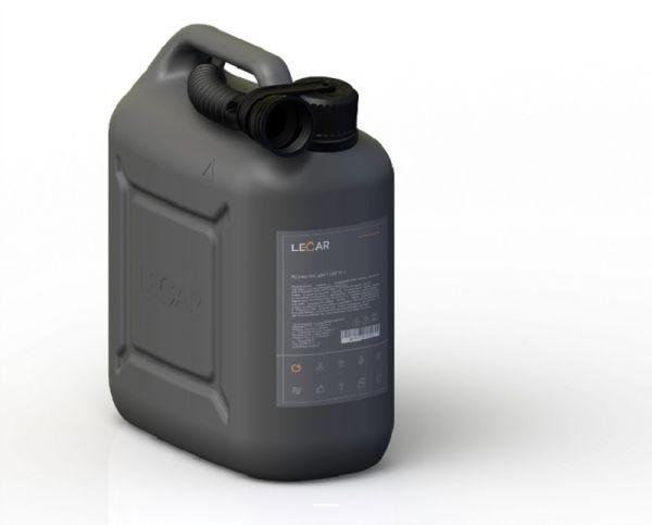 Канистра 10л (пластик) для ГСМ /LECAR/ LECAR000021306/